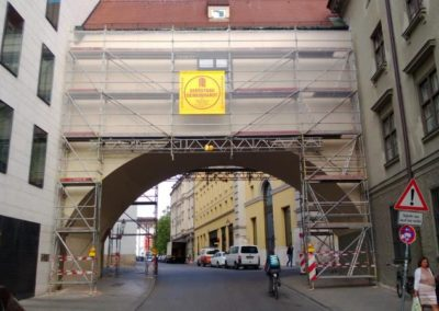 München, Hofgraben / Ecke Pfisterstraße